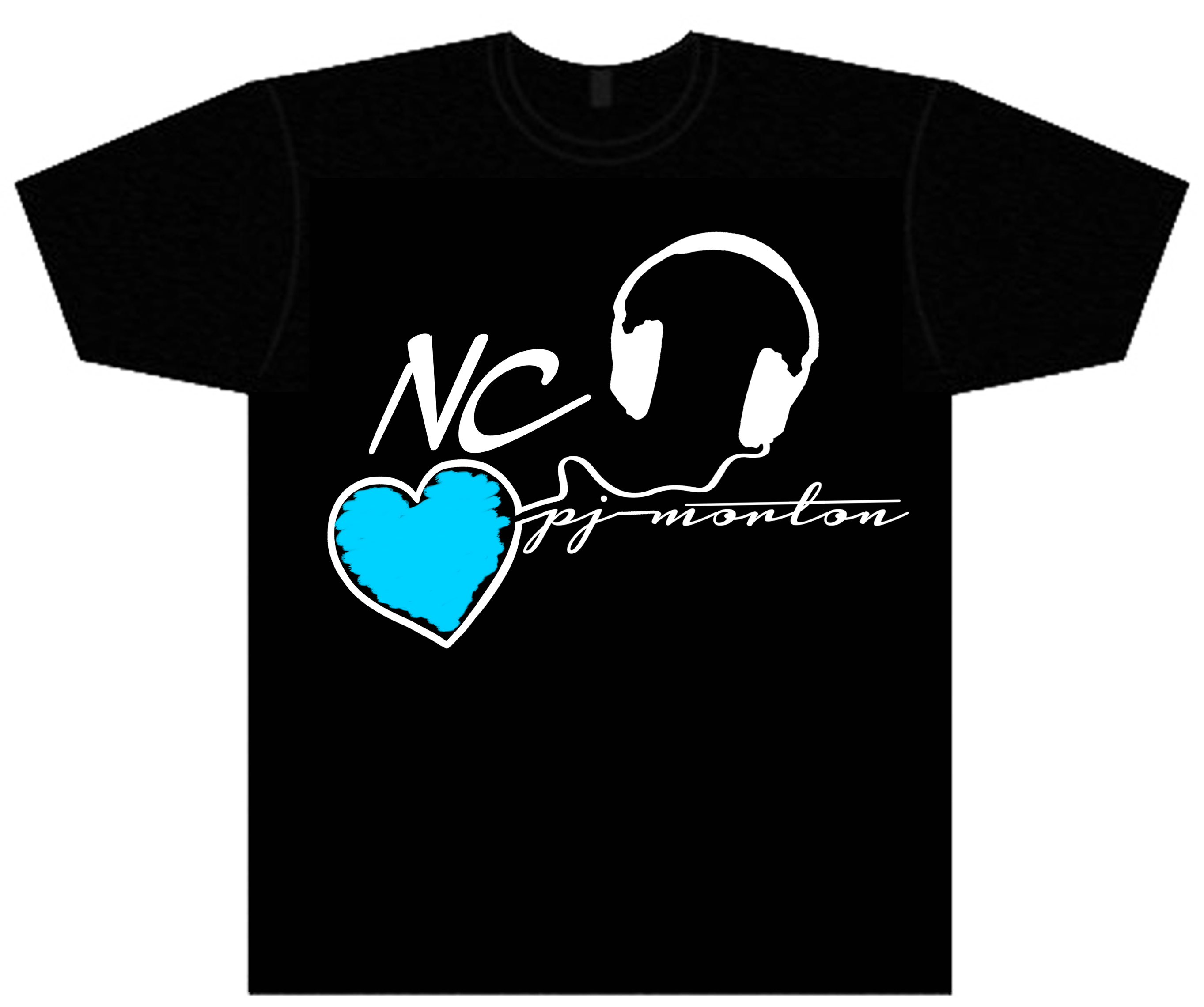 Pj Morton Nc Street Team T Shirt Design Move Design Group